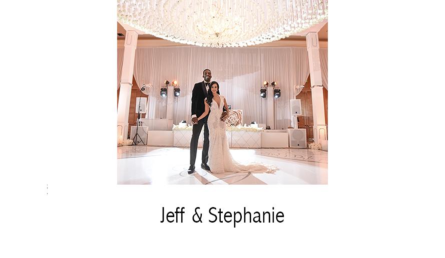 Mr. & Mrs. Jeff Green | NBA Wedding Photographer | Four Seasons Hotel