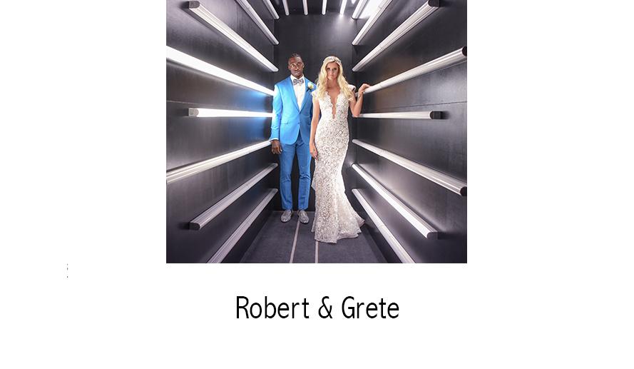 Robert Griffin III & Grete Sadeiko   NFL Wedding Photographer   W Hotel