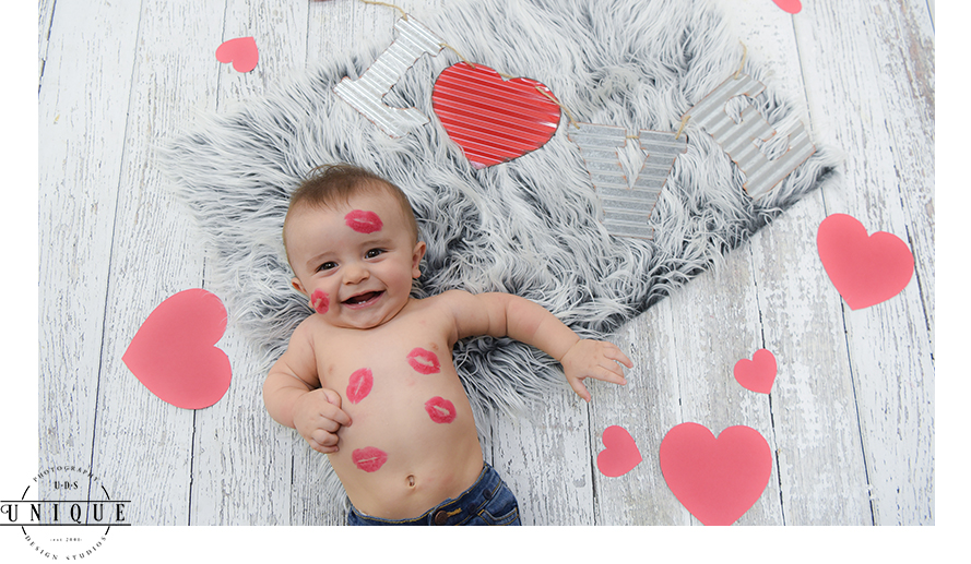 Valentine's Day Photography |  Valentine's Day Mini Session