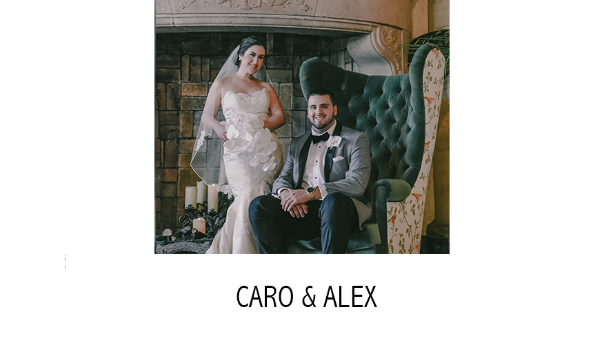 Carolina & Alex | Wedding Photography | Coral Gables, FL