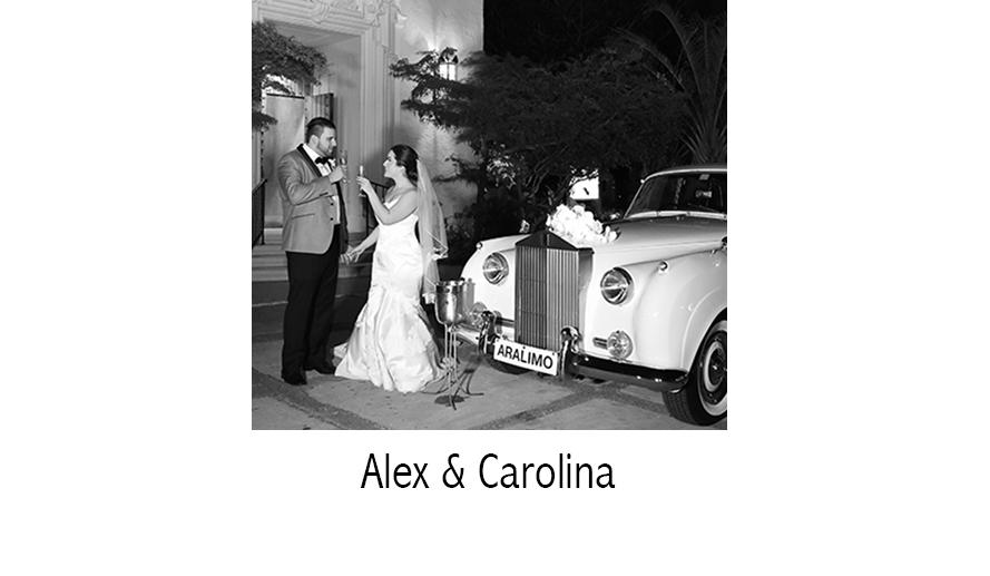 Alex & Carolina    Wedding Photography   The Biltmore Hotel   Coral Gables, FL