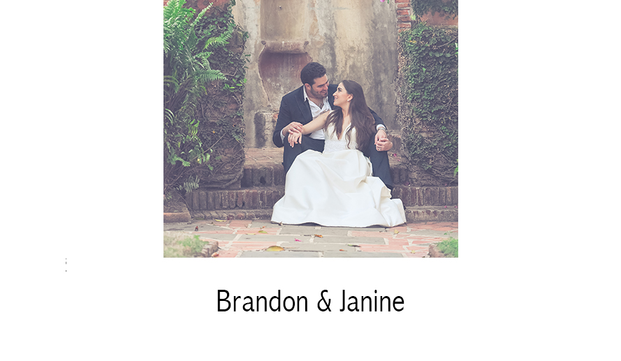 Brandon & Janine | Destination Wedding Photography | San Juan, PR