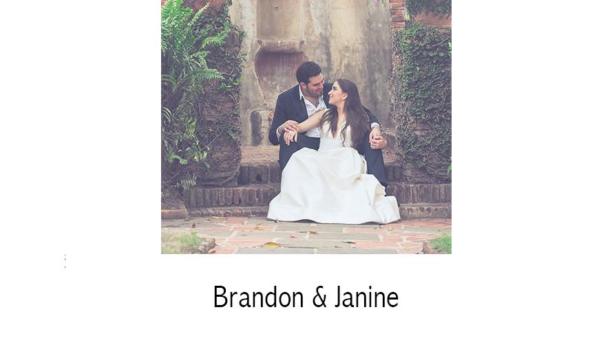 Brandon & Janine   Destination Wedding Photography   San Juan, PR