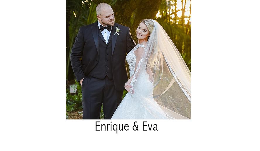Enrique & Eva | Wedding Photography | The Secret Garden | Miami, FL