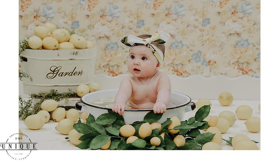 Mini Session | Fruit baths