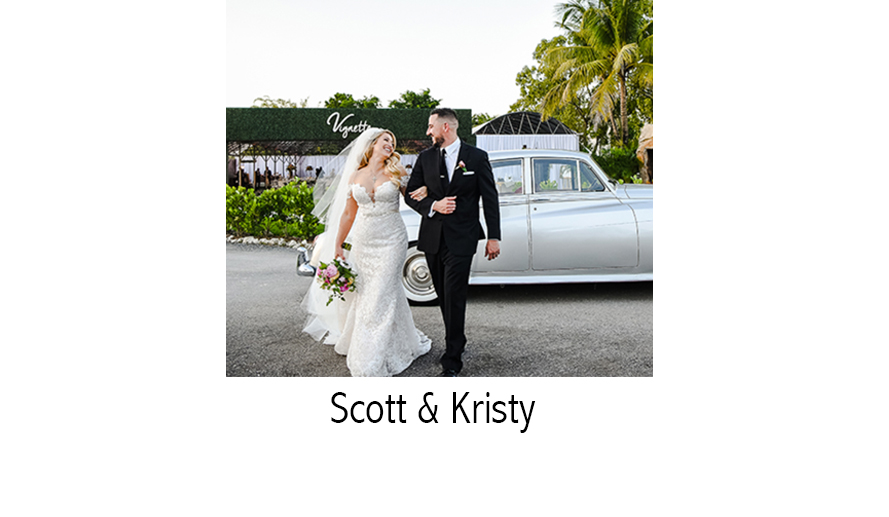 Scott & Kristy | Wedding Photography | Biltmore | Miami, FL