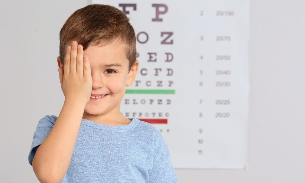 What to Know About an Eye Exam for Special Needs Children