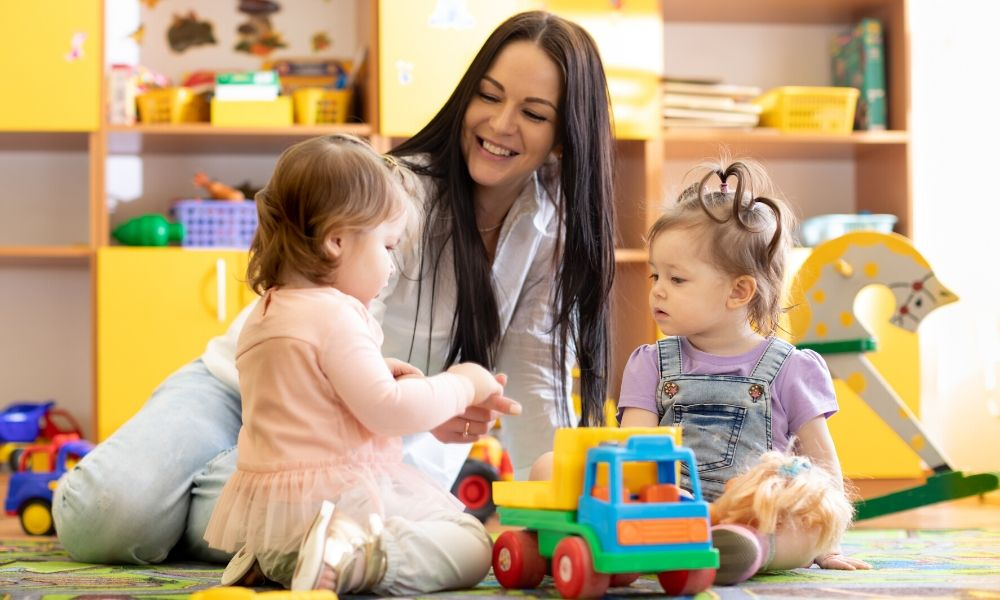 4 Tips for Hiring a Caregiver for Your Children