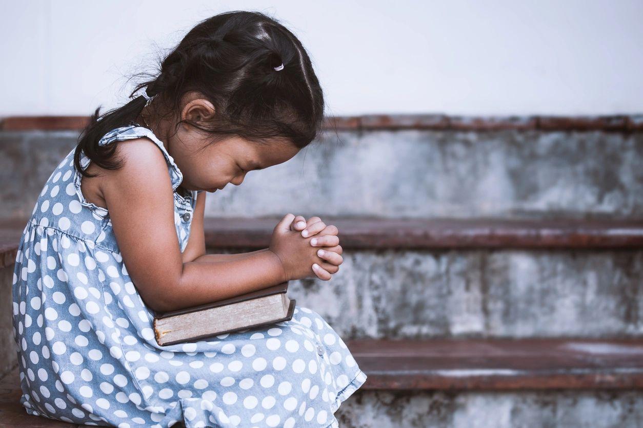 Catholic Prayers for Kids