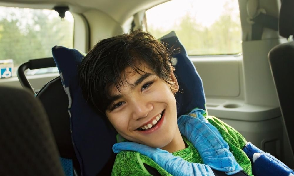Tips for Driving with a Child Who Has Special Needs
