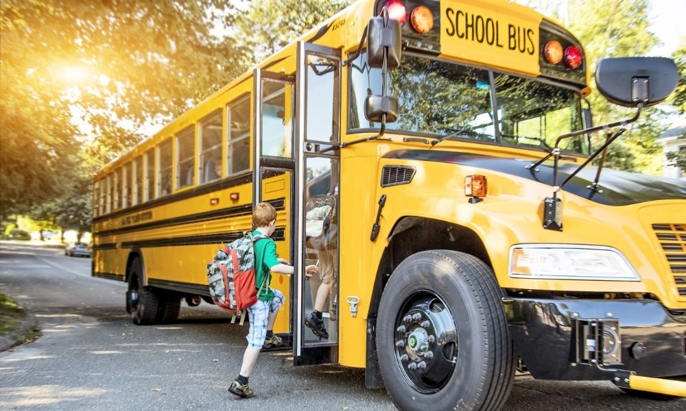 How Safe Is Your Child's School Bus?