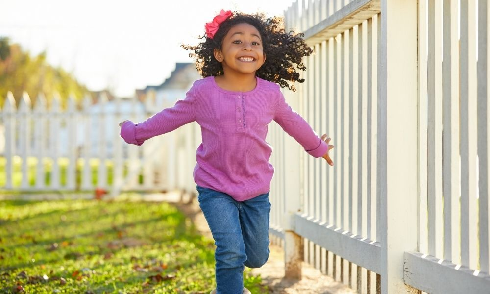 How To Create a Safe Yard for Children With Autism