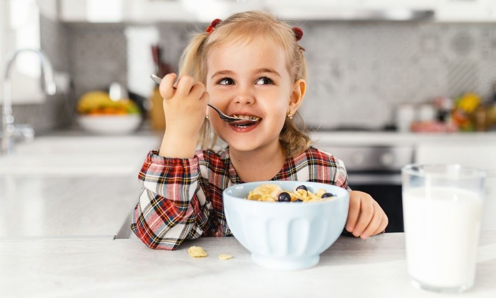 How To Make Eating Fun for Kids