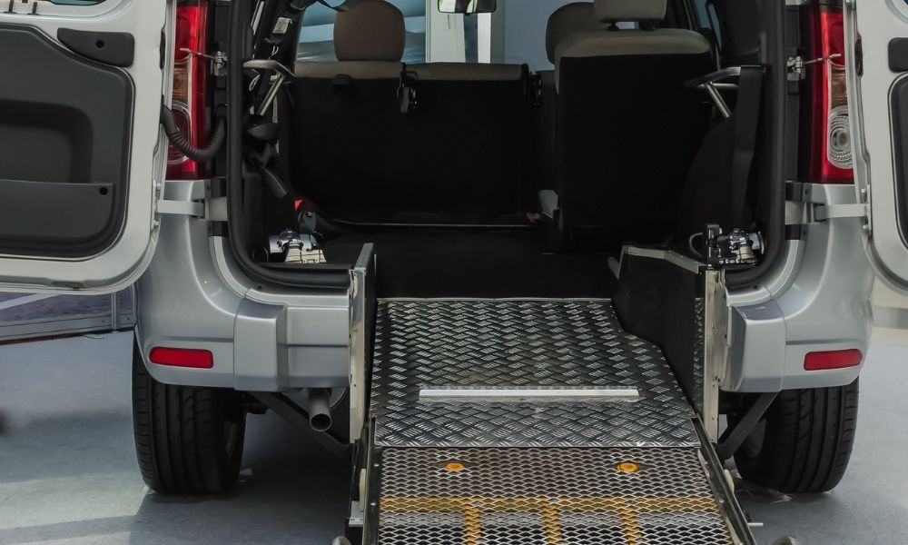 Vehicle Modifications for Drivers With Disabilities