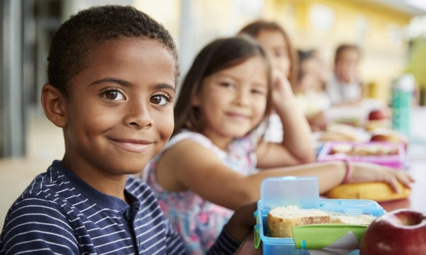 How Lunchtime Is an Important Part of Child Development