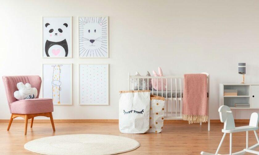 Tips for Creating a Sensory-Friendly Nursery