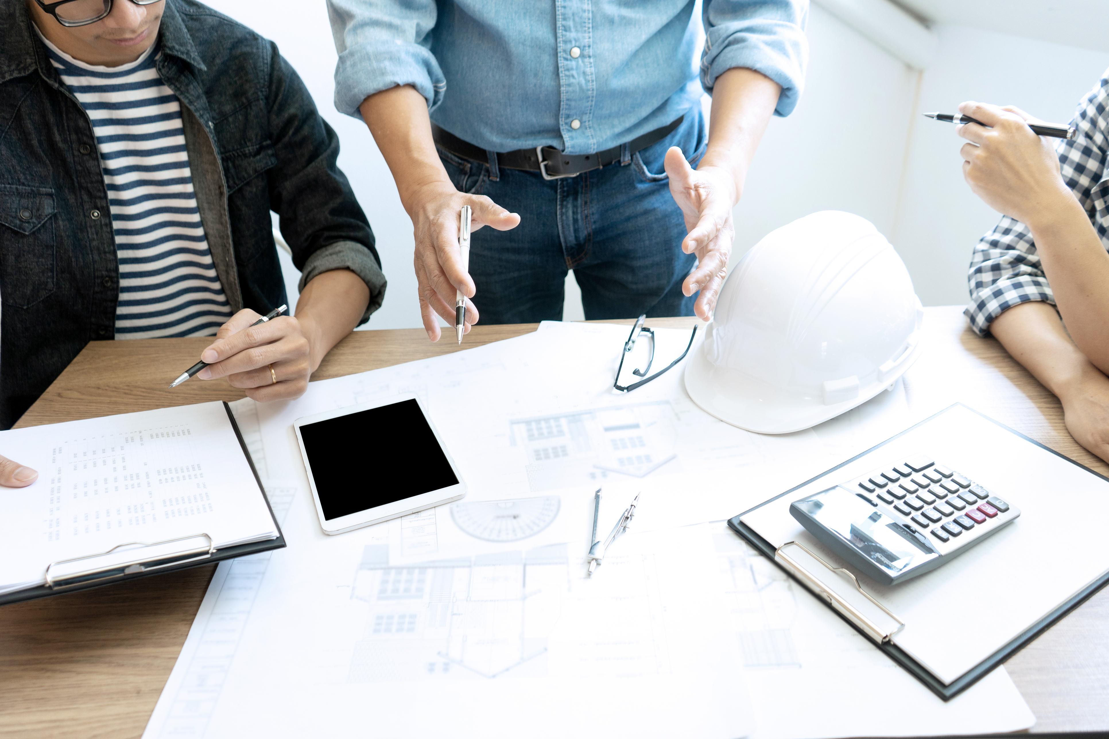 digibuild blockchain construction management software