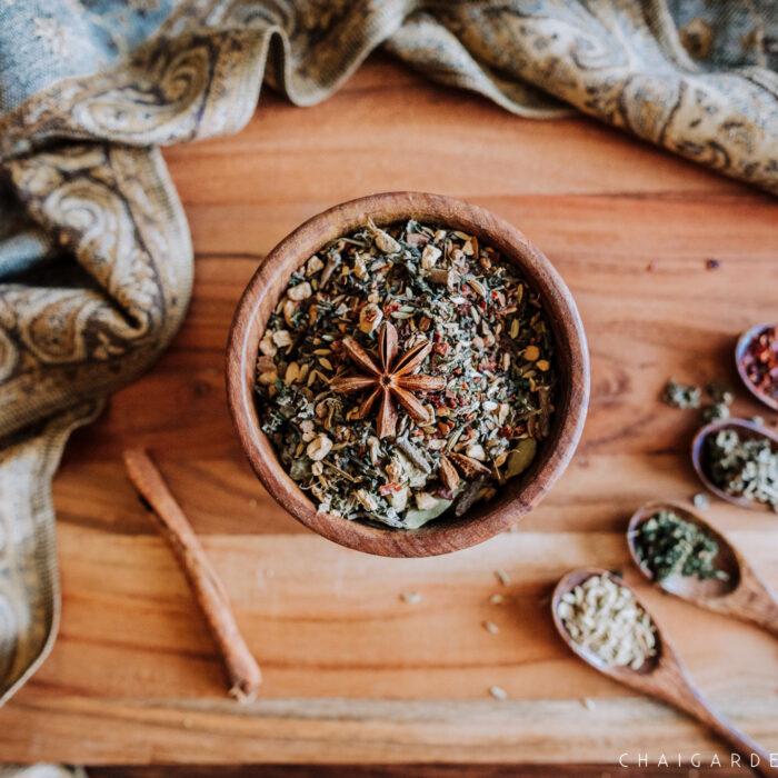 postpartum chai, postpartum chai, organic postpartum tea, organic masala chai