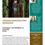 Goddess Manifestation Workshop