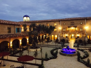 ALLEGRETTO COURTYARD