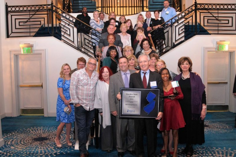 PRD Management was among the firms honored this year by the New Jersey Apartment Association.