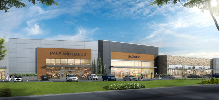 Restaurant chains ink leases at new Paramus retail site