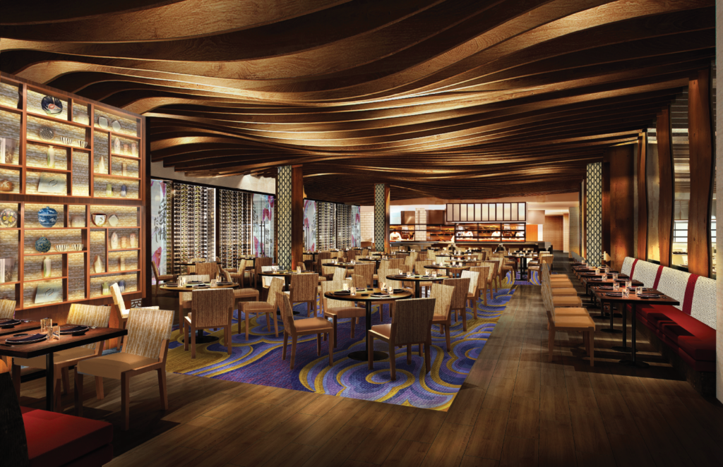 Hard Rock Unveils New Cafe High End Dining In Atlantic City