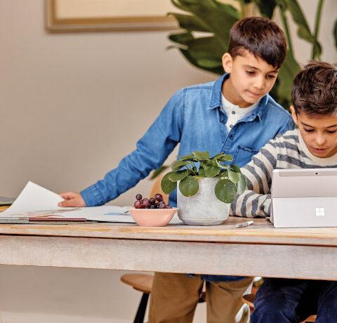 Haciendo la transición al aprendizaje remoto