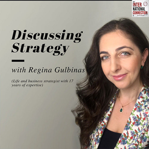 Discussing Strategy with Regina Gulbinas