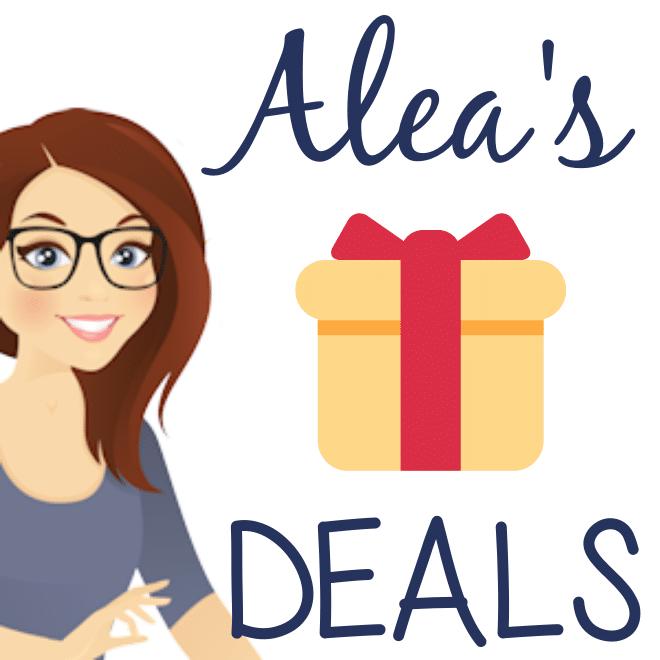 alea's deals logo Icon