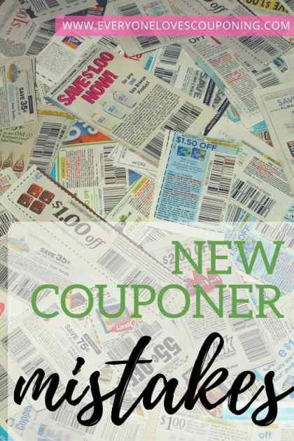 *UPDATED* Beginner Couponing Mistakes & How To Avoid Them!