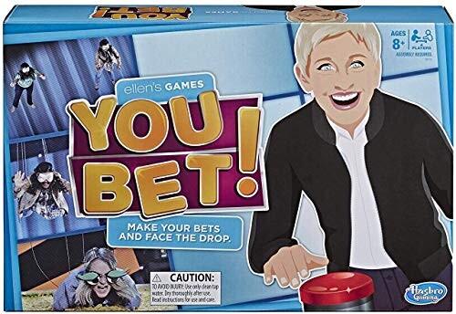 You Bet Game, Ellen DeGeneres Challenge Up to 67% Off! Was $24.99!