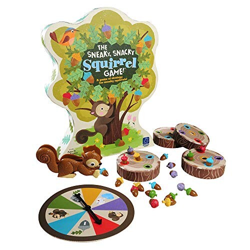 Educational Insights The Sneaky, Snacky Squirrel Board Game Up to 36% Off! Was $21.99!
