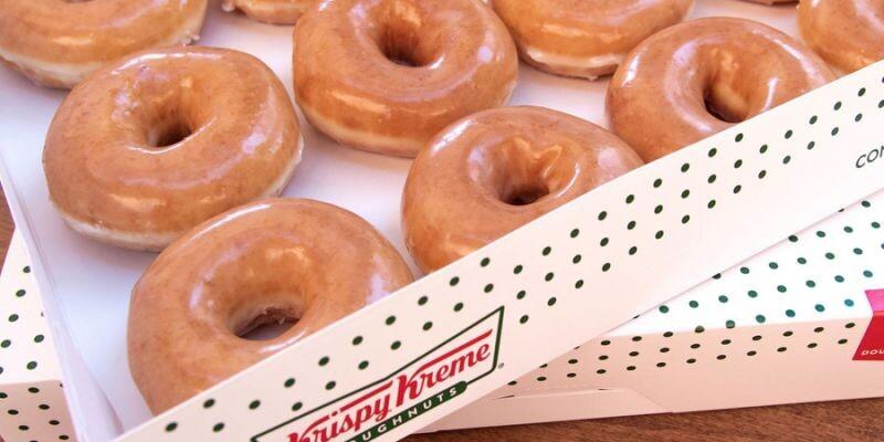 Krispy Kreme: FREE Dozen Doughnuts for Healthcare Workers