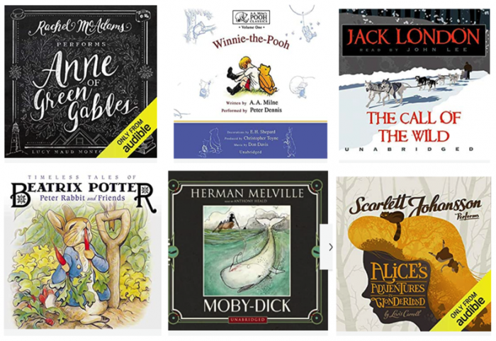FREE Audible Books for Kids and Teens (No Membership Required!)