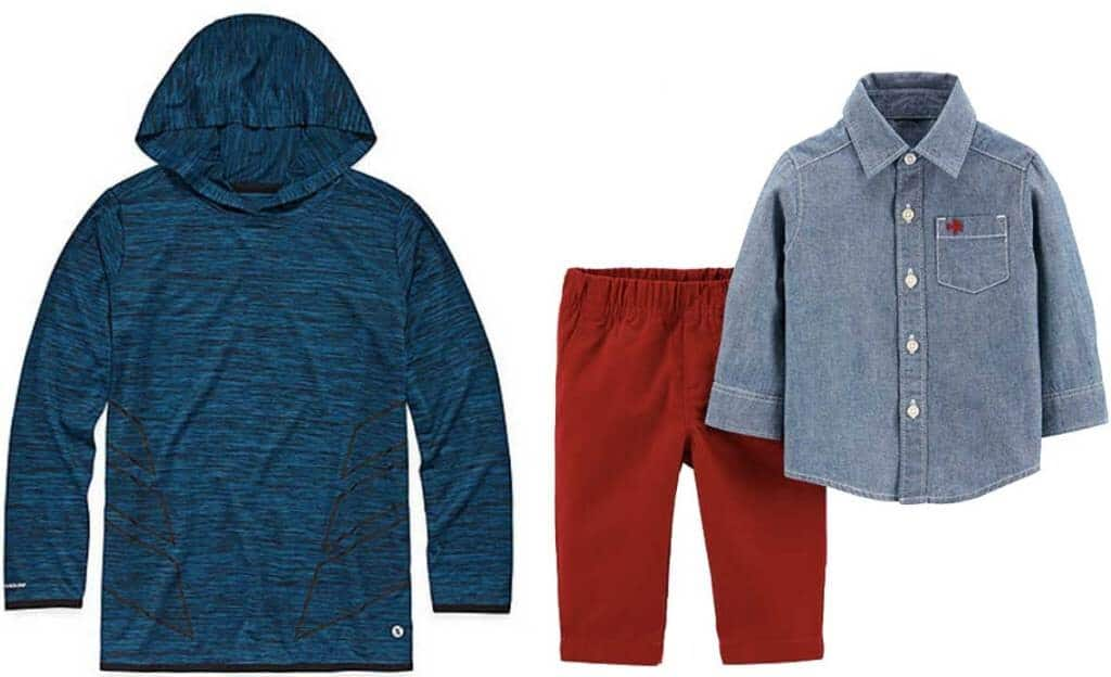 Up to 85% Off Children's Clothing on JCPenney + Coupon!