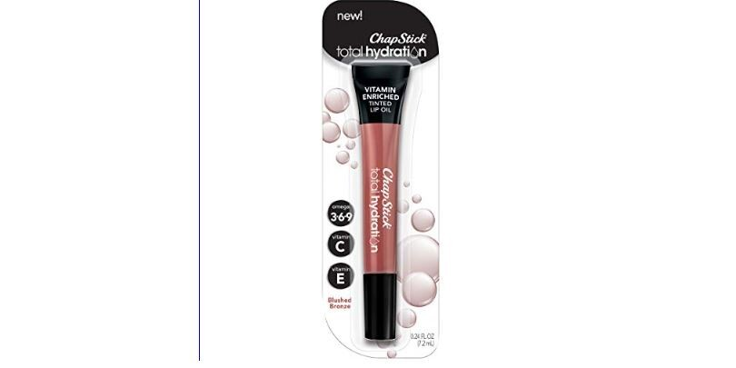 ChapStick Total Hydration Vitamin Enriched Tinted Lip Oil – 77% Off or MORE! Subscribe & Save Deal!
