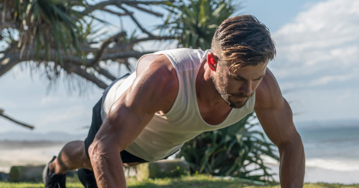 Work Out With Chris Hemsworth Every Day for Free!