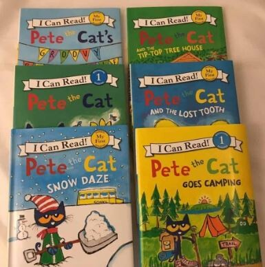 2 Free Kids' Books + Giant Sticker Book from I Can Read! ($23 Value)
