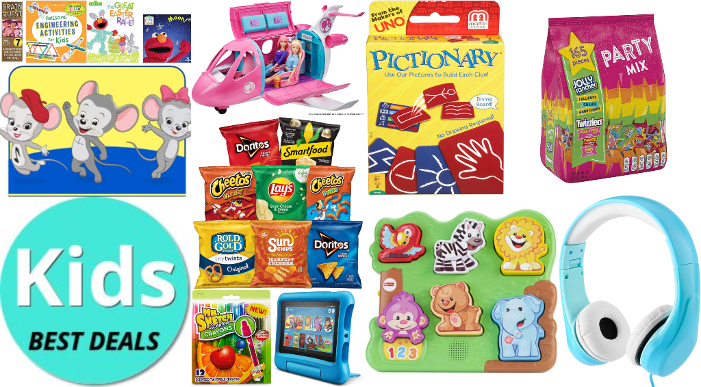 *BIG LIST* All the BEST Deals for Kids (And their VERY tired parents!)