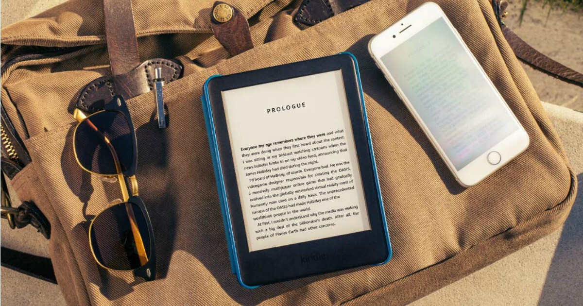 TWO Free Months of Amazon Kindle Unlimited – Access Over 1 Million Books, Magazines & Audiobooks