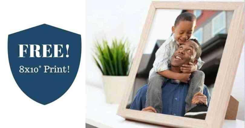 FREE 8×10″ Photo Print w/ FREE Pickup at Walgreens!