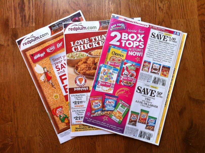 8 Ways to Get FREE Sunday Newspaper Coupons!