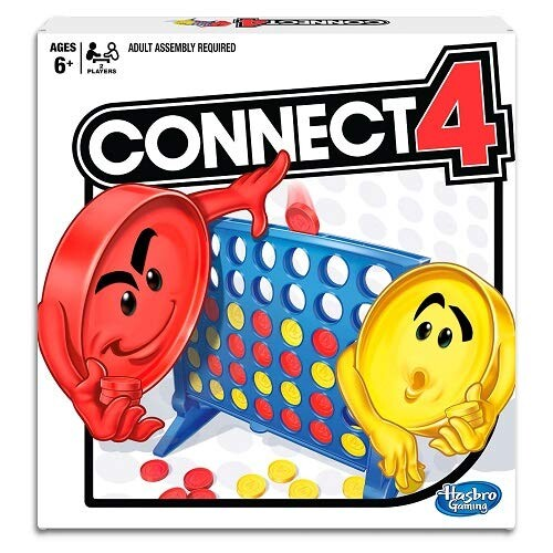 Hasbro Connect 4 Game Up to 38% Off! Was $12.99!