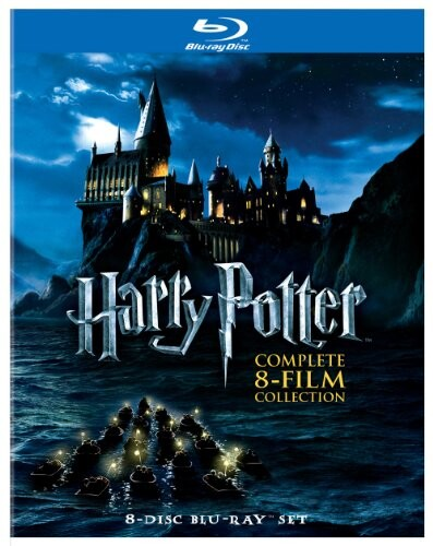 53% Off Harry Potter: Complete 8-Film Collection [Blu-ray]! Was $99.98!