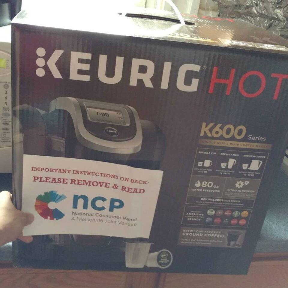 *HOT* FREE Keurig?!? GO NOW!