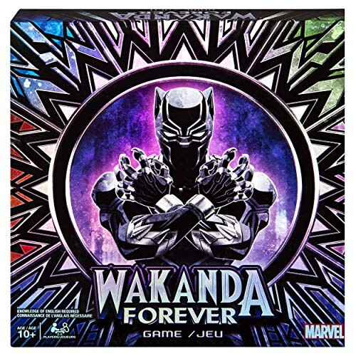 Marvel Wakanda Forever Black Panther Dice-Rolling Game Up to 67% Off! Was $29.99!