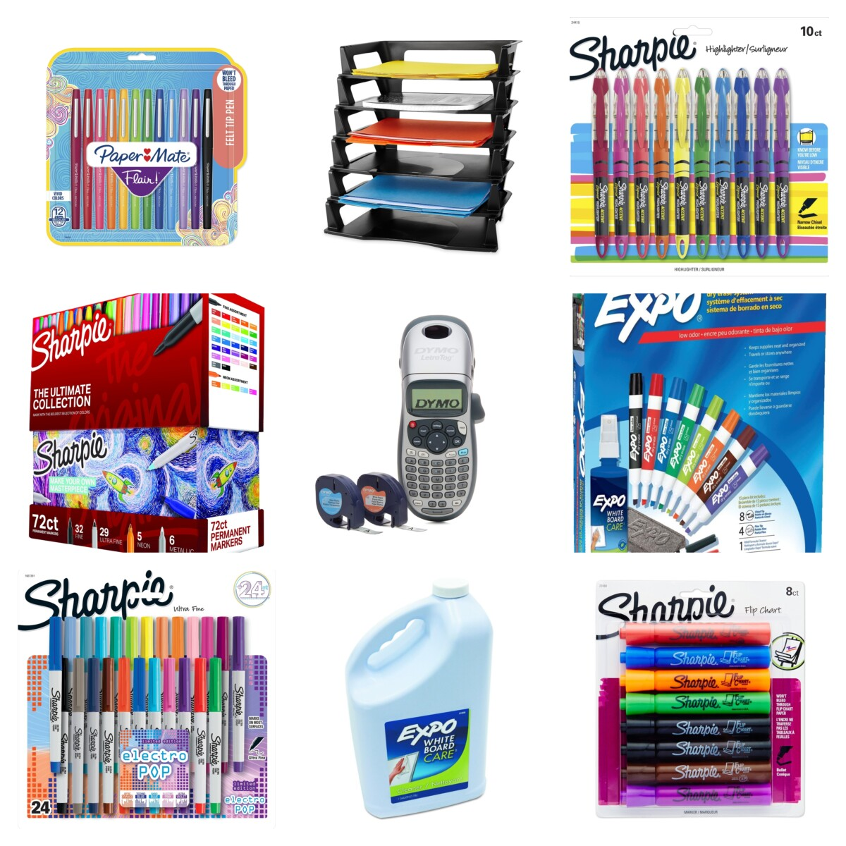 Amazon: Save $10 when you spend $25 or more on Sharpie, Expo, and more! TONS of Deals!