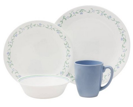 Corelle Classic Country Cottage 16-Piece Dinnerware Set just $31.97 (Reg. $60!)