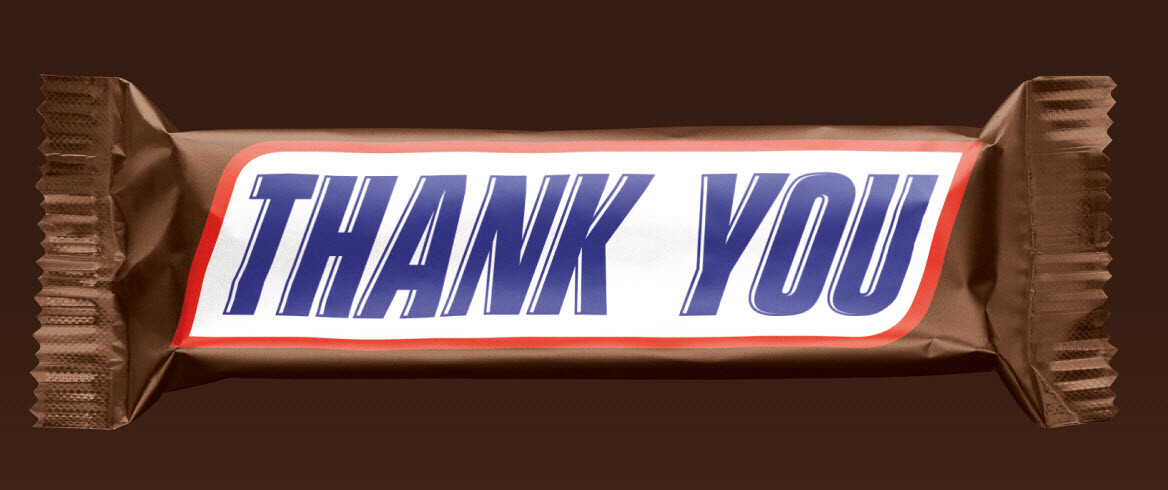 FREE Snickers Bar for Essential Workers